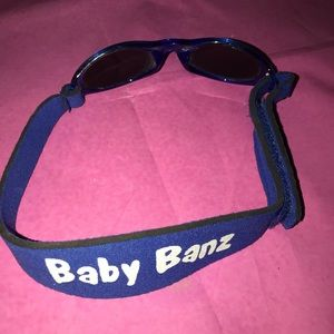 f149ebfd748 baby Banz Accessories - Adventure Banz Polarized Wrap Around Sunglasses